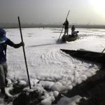 The Hindu: Villagers Battle Yamuna Pollution