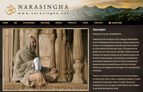 narasingha.net