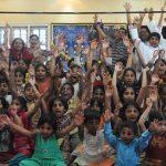 Krishna Kids In India's IT Hub