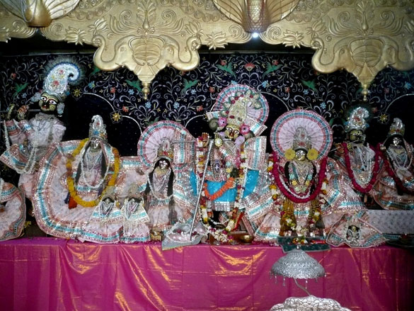 Radha-Damodar