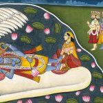 Sri Sri Lakshmi Narayana on Shesha