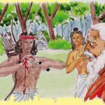 Ekalavya and Arjuna