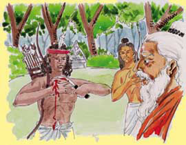dronacharya and arjuna relationship tips