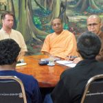 Thai Buddhists Explore Their Vedic Link