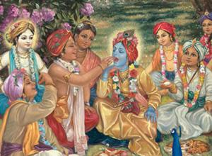 krishna.prasadam