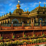 Prabhupada's Palace of Gold featured on CNN