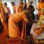 New Murti of Srila Bhaktivinoda Thakur installed at Surabhi Kunja
