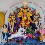 Katyayani worship in Shantipur