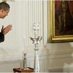 Iskcon Devotees at White House Diwali Event