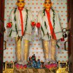 Sri Sri Gaura Nitai Deities in Ambika Kalna