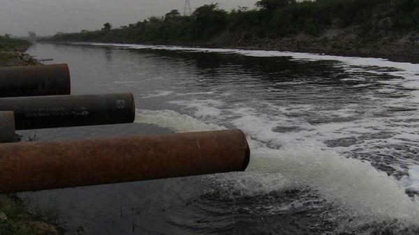 Delhi-sewage