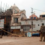 Illegal Structures Demolished near Puri Temple