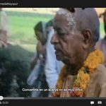 Vanipedia Launches a Multi-language Subtitle Project of Srila Prabhupada's Lectures