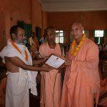 Srila BV Swami Maharaja New WVA Secretary in Bangladesh