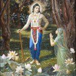 Sri Balarama with Ganga Devi