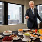 Bill Clinton Explains Why He Became a Vegan