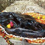 Sri Giriraj Charan Sila At Sri Radha Damodar Mandir