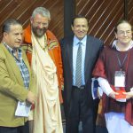 Ecuadorian Education Minister invited Swami B.A. Paramadvaiti to lecture about Faith Education