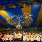 Srila Bhakti Bibuddha Bodhayan Maharaja's 50th Vyasapuja ceremony