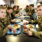The Norwegian Military Is Fighting Climate Change With Vegetarian Mondays