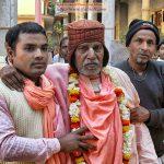 Departure of Srila B.C. Shroti Goswami Maharaj