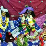Sri Gauranga Radha Vinod Darshan