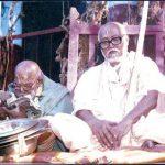 Srila Bhakti Pramod Puri Maharaja with Bhakti Ballabh Tirtha Maharaja