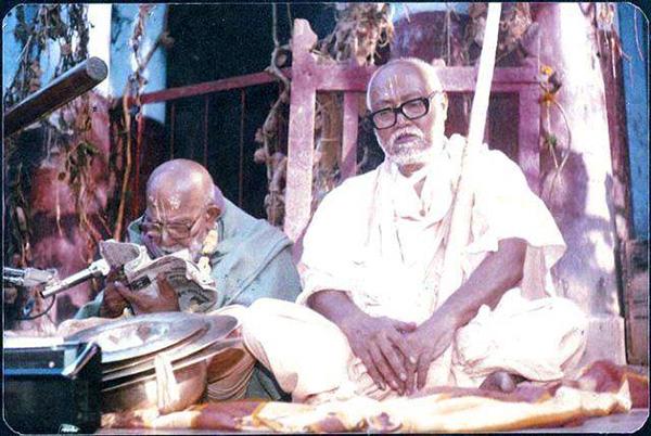 srilabbtirthabppurimaharajas