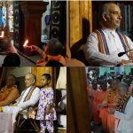 King of Puri Visits ISKCON Bhubaneswar