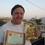 Bhaktisiddhanta Prabhu receives the Audarya Award