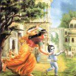 Sanatana Goswami on Sri Damodarastakam Verse 1