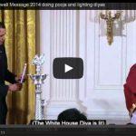 President Obama's Diwali Message 2014