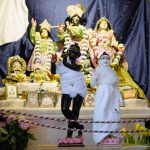Radha Krishna Deities arrive in Germany