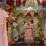Vyasa Puja Ceremony of Srila B.B. Tirtha Goswami Maharaja