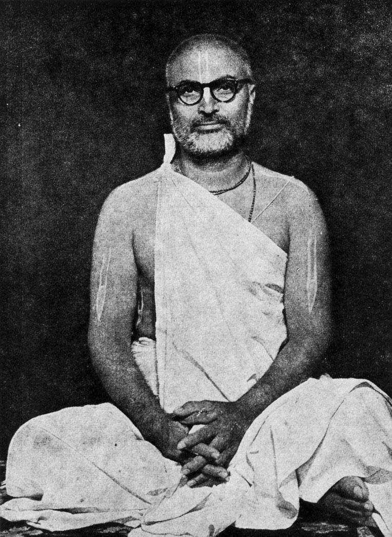 Srila Bhakti Dayita Madhava Goswami Maharaja