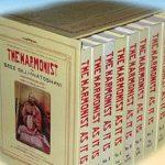 Original Harmonist Magazines Restored in Eight-Volume Set