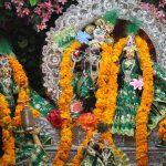 Sri Sri Radha Mohan Darshan (Sri Munger Mandir Vrindavan)