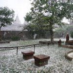 Severe Hailstorm in Vraja