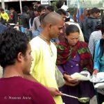 Hare Krishnas Feed Thousands in Quake Ravaged Nepal