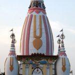 Sri Devananda Gaudiya Math affected by earthquake