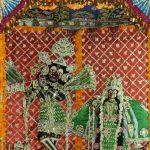Darshan of Sri Sri Radha-Shyamsundar on 2nd Day of Purushottam Month