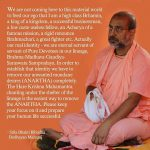We are eternal servant of servant of Pure Devotees