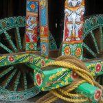 A Prayer to Jagannath's Cart Wheel