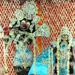 Sri Sri Radha Shyamsundar in summer dress