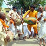 More than ten million footfall in Govardhan during Guru Purnima