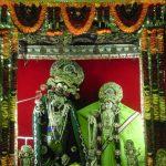 Darshan of Sri Radha Shyamsundar