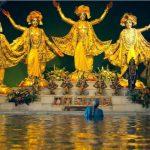 Ganga Floods Sri Dham Mayapur