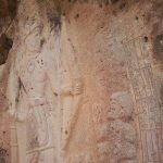 6000 year old Lord Rama and Hanuman carvings in Silemania, Iraq
