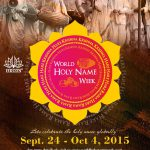 ISKCON 50 World Holy Name Week