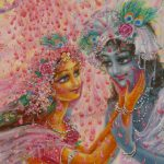 The spiritual world is conducted by the internal potency – Radharani
